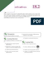 Partial Derivate