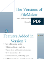FileMaker 7 to 10