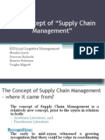 Supply Chain Presentation
