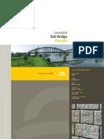 Lovosice Rail Bridge Retrofit