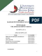 Assignment Analysis Data
