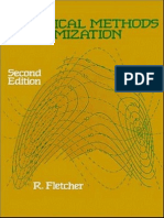 Practical Methods of Optimization