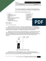 Measurement and Estimation 2215