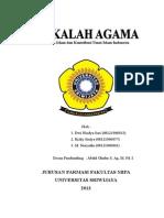 Makalah Agama - Hk Islam Dan Kontribusinya (Edit)