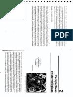 Bautista, N.P. (2011) Perspectivas Epistemologicas