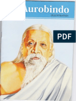 Sri Aurobindo Short Biography - Illustration