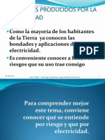 Accidentes Por Electricidad