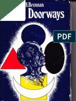 J H Brennan - Astral Doorways
