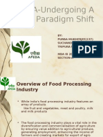 APEDA-Undergoing a Paradigm Shift