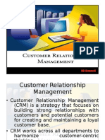 CRM Group Ppt