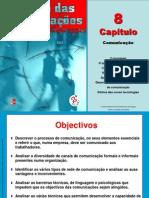 Gestao Das Organizacoes CAP 8