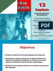Gestao Das Organizacoes CAP 13