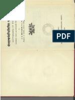 Belvalkar (1924)- Kavyadarsa