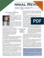 Centennial Review - October 2014
