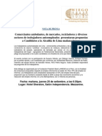 Nota de Prensa 24.09.14