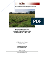 DIA Conjunto Habitacional Arboleda de Chillán I & II