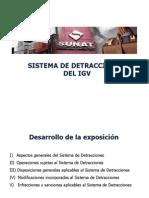 Sistema de Detracciones EXPO