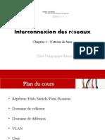 Interconnexion Des Réseaux_Chap1