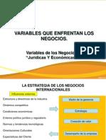 Variables de Los Negocios (Juridico y Económico) Scribd