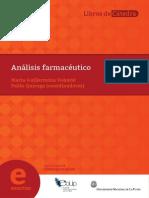 analisis farmaceutico