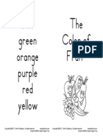 The Color of Fruit