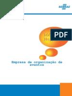 Empresa de Organizacao de Eventos