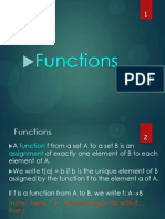 Functions And Pigeonhole principle