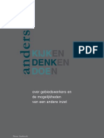 Boek Anders Denken-website