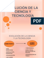 El Desarrollo de La Ciencia y Tecnologia