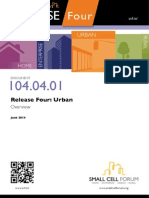 104 Urban Small Cells Overview