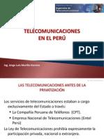 1. Telecomunicaciones en El Perú