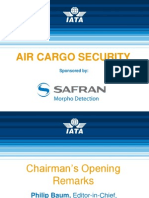 Air Cargo Security