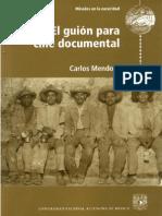 Guón Para Cine Documental Carlos Taibo