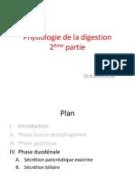 Physiologie de la digestion 2ème partie.pdf