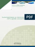 Apostila A3P - Sustentabilidade Na Administração Pública