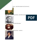 Presidentes Guatemala