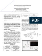 Bioinstrumentacion Reporte 1 Final