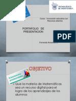 Portafolio Presentacion