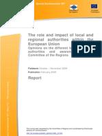Local and Regional Authorities Report En