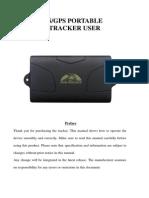 GPS104 User Manual
