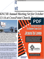Baptist Digest October 2014