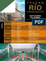 Programación Cultural Sept-diciembre 2014