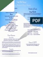 Utah Ski Fact Sheet Downloadable
