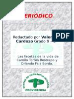 Periodico Valentina Cardozo