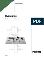 Elektrohidraulika Napredni Hydraulics, Advanced Level