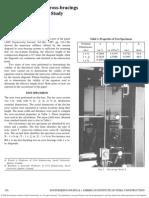Design of Diagonal Cross-bracings_Part 2 Experimental Study.pdf
