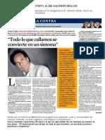 Entrevista Al Dr Salomón Sellam