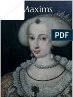Maxims of Queen Christina of Sweden