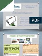 Costos distribucion