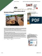 12-0914 Comisión Especial Entrega Informe Sobre El Derrame en Cananea — La Jornada